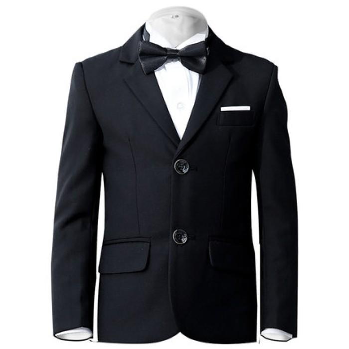SKCST001 訂做三件套兒童表演服 三件套  花仔 花仔衫 面試服裝生產商