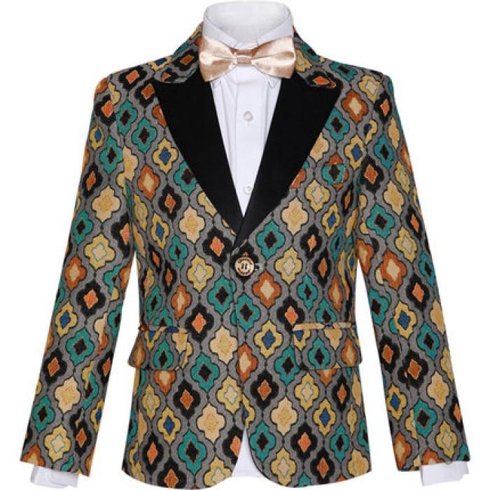 SKCST009 製作英倫風兒童西裝款式  西裝套裝 主持人 表演服  花仔 喜慶活動 兒童西裝製造商