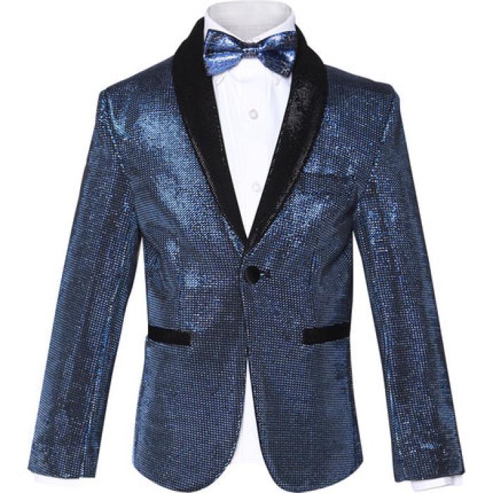 SKCST010 設計表演服兒童西裝款式  表演服  主持人 花仔衫 花仔 禮服 兒童西裝專營