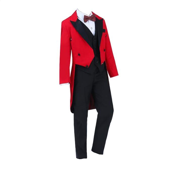 SKCST013 訂做禮服兒童西裝款式  燕尾服 花仔衫  花仔禮服  兒童西裝專門店