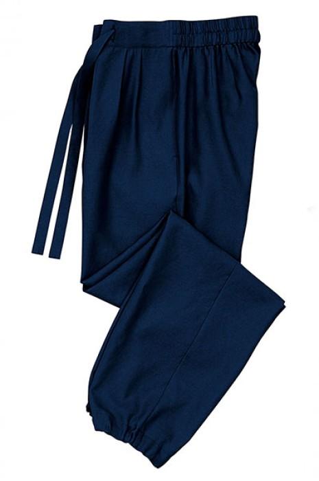 SKBB019  訂購水療中心員工工作褲  美容會所制服  水療休閒中心