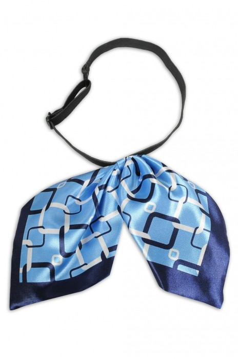 SKCF14 訂造職業裝領花 銀行酒店空姐工作服領結 領花製衣廠