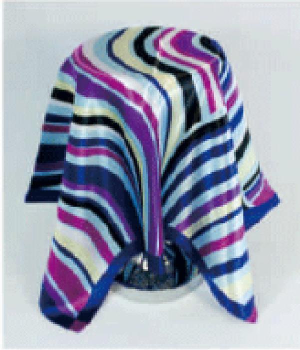 SKN04 製作小絲巾 女士職業時尚印花小方巾 春秋韓版圍巾 商務領巾 領巾製衣廠
