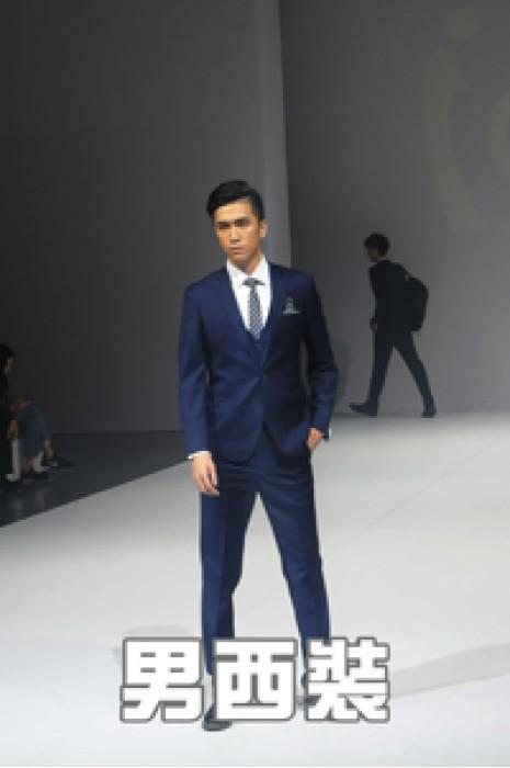 模特展示-男西裝