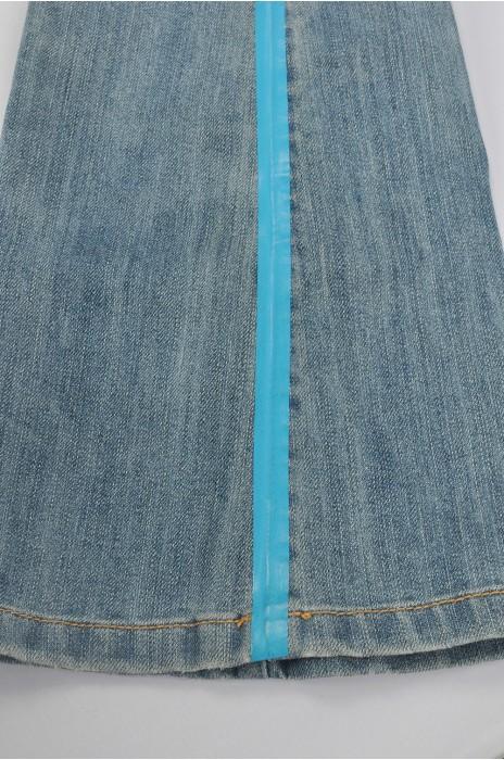 SEML002訂製牛仔布無縫熱帖款式    設計無縫熱帖款式 黏合無縫 無車縫拼接骨位 熱壓無縫  自製無縫熱帖款式   無縫熱帖生產商