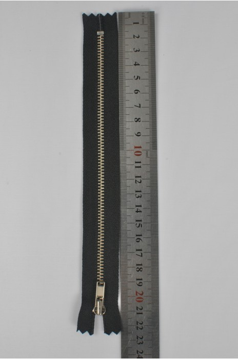 ZIP042  1號拉鏈  銀色拉鏈  白銅牙密尾拉鏈  單頭金屬拉鏈  不設單獨拉鍊訂購