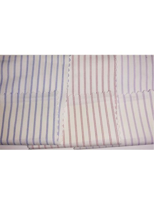 JS-JAMS 60%cotton  40%polyester  45*45  恤衫布3  間條