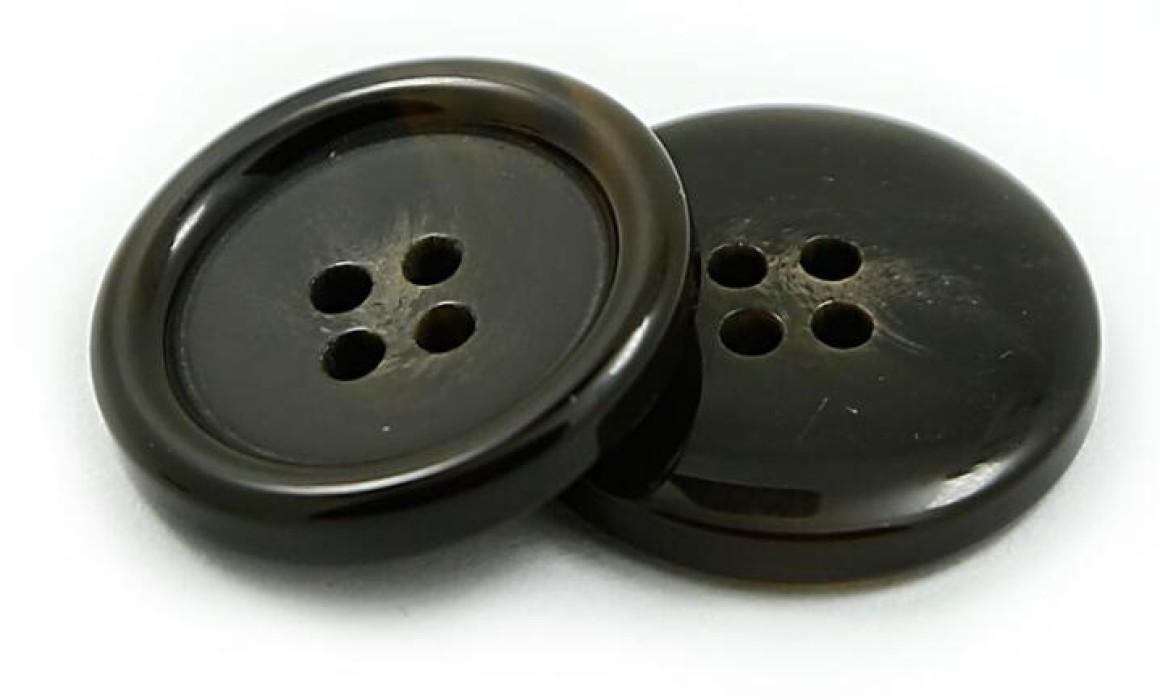 TJ  JK  四眼樹脂鈕扣  西裝扣  風衣扣