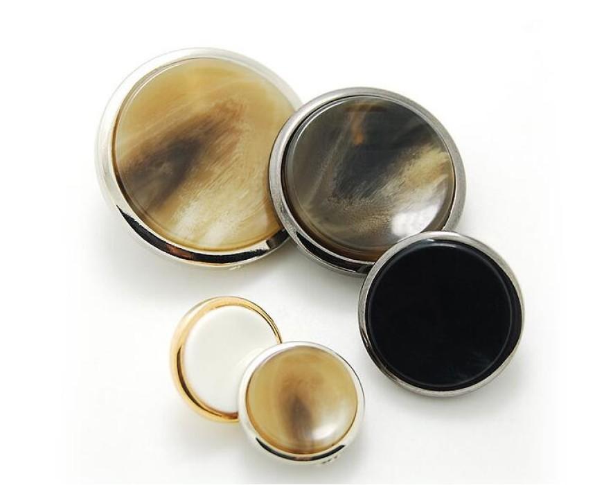 TJ  JK  西裝組合鈕扣  風衣樹脂鈕扣