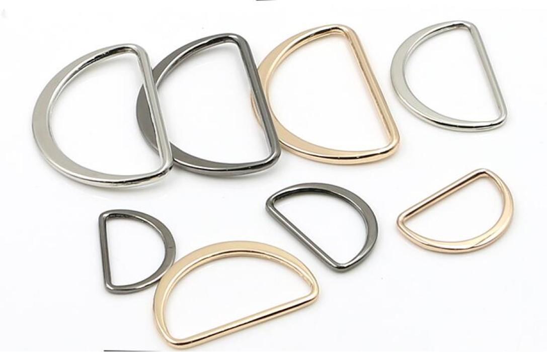 ZJ  金屬D型環  D型扣   書包扣