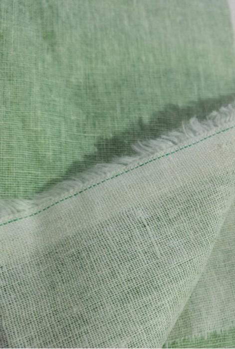 ZJ-TB  變溫變色感溫變色布料  感溫溫度35-37℃ 麻粘混紡  環保 感溫布