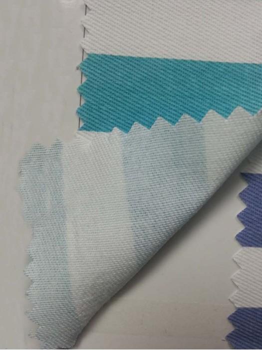 SX- YAXG 淺綠白條21*21/108*53 小斜紋深藍白格 40*40/133*72 耐漂白水 耐氯漂 制服 Anti bleaching bleaching resistant