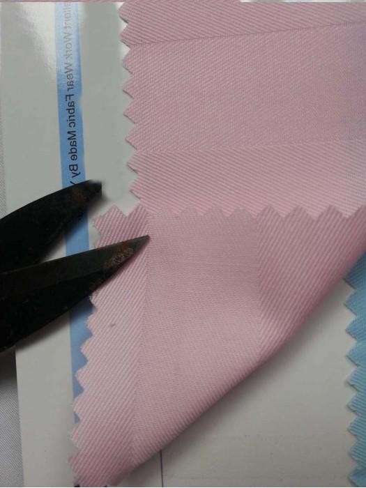 SX- YAXG 水粉CVC50/50 30*30/133*76 耐漂白水 耐氯漂 制服 Anti bleaching bleaching resistant