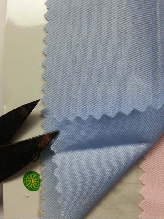 DG- SNYU 淺灰蘭T65/C35  45/2*21/138*71 耐漂白水 耐氯漂 制服 Anti bleaching bleaching resistant