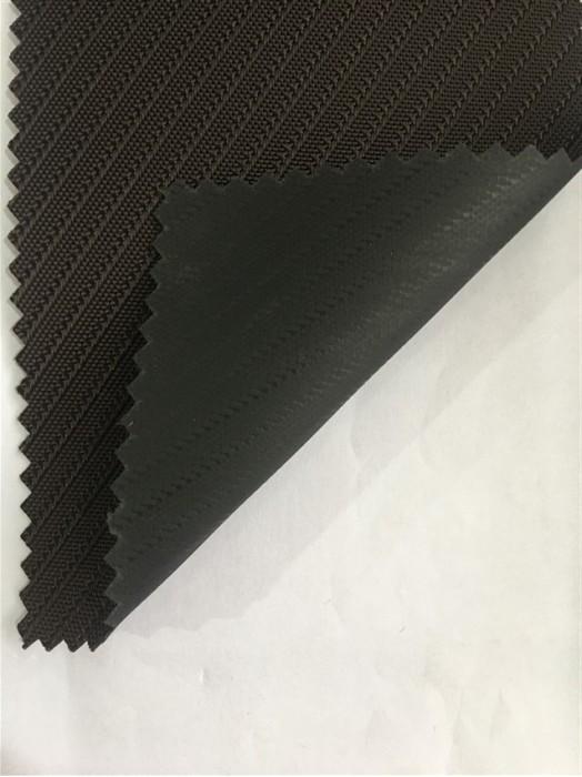 JS-CNYI-2500D 粗斜紋 PVC -49  尼龍面料  背囊/雨衣面料