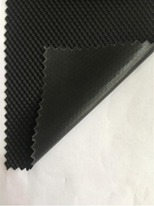 JS-CNYI-單色 1800D 粗斜紋 PVC -59  尼龍面料  背囊/雨衣面料