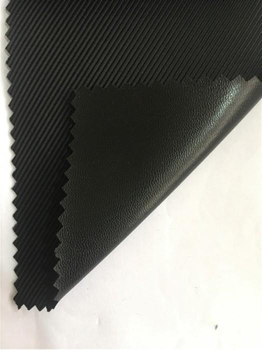 JS-CNYI-600D 彈絲斜紋發泡-60  尼龍面料  背囊/雨衣面料    防水 防油 圍裙布料