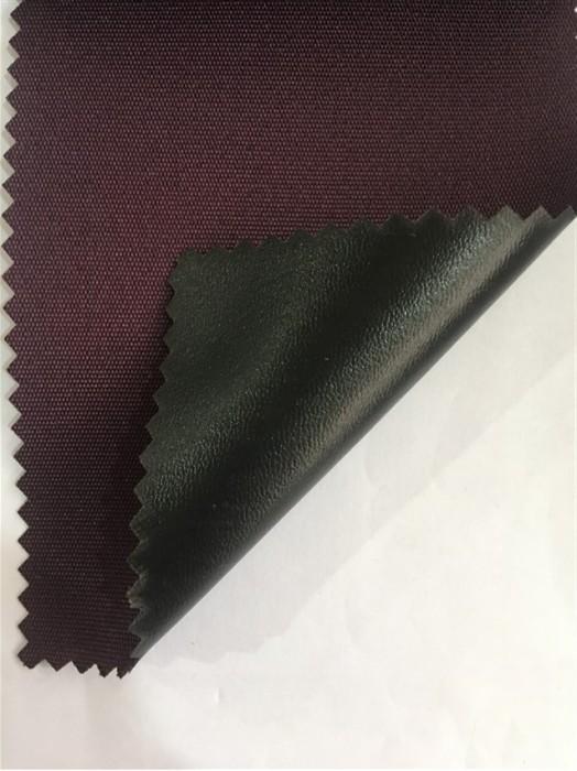 JS-CNYI-300*900 山東綢發泡 -65 尼龍面料  背囊/雨衣面料   防水 防油 圍裙布料