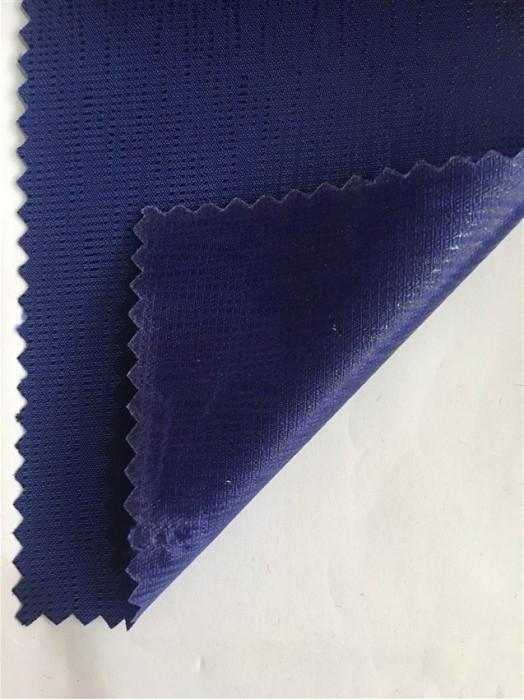 JS-CNYI-多臂 250D 樹皮紋 ULY-70  尼龍面料  背囊/雨衣面料    防水 防油 圍裙布料