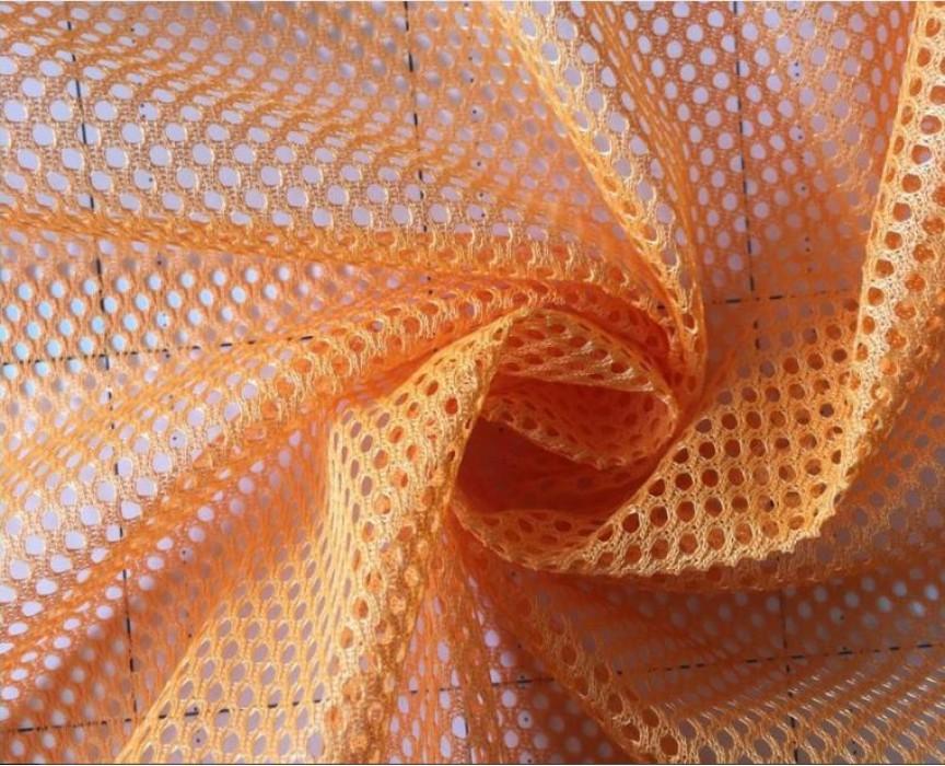 PH-YN  反光硬網布  成份:100%滌綸   3空1圓孔網布