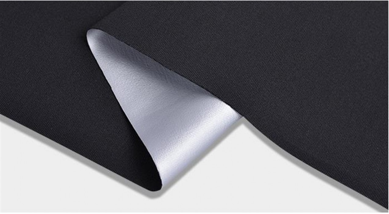 DG-BG 牛奶絲復合布 防水 PU銀膜 爆汗衫布料 幅寬142  克重:210g  滌綸
