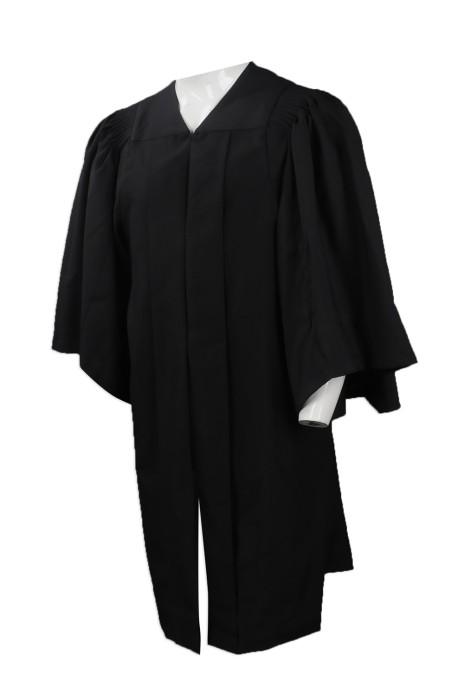 CHR012 度身訂做聖詩袍 團體訂購聖詩袍 香港 修士服 輔祭祭衣 教會禮儀 設計牧師袍批發商