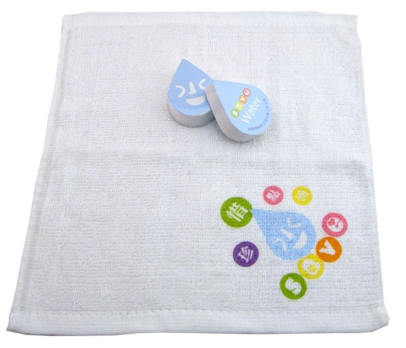 CPT002 訂購團體壓縮毛巾  訂製毛巾款式  設計壓縮體質  來樣訂做壓縮毛巾公司