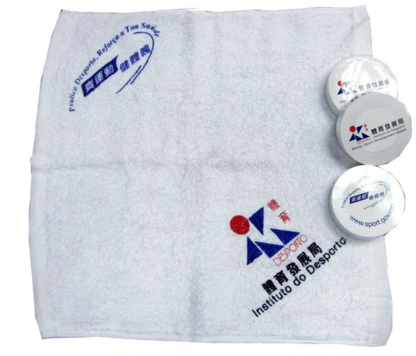 Compressed T-shirt, Compressed Towels