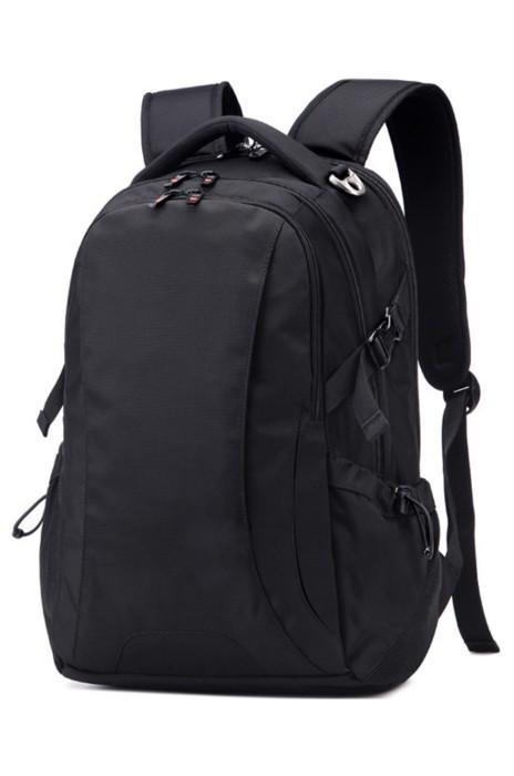 BP-064  製作雙肩包加印logo  供應商務背包  折疊背包雙肩包  背囊製造商