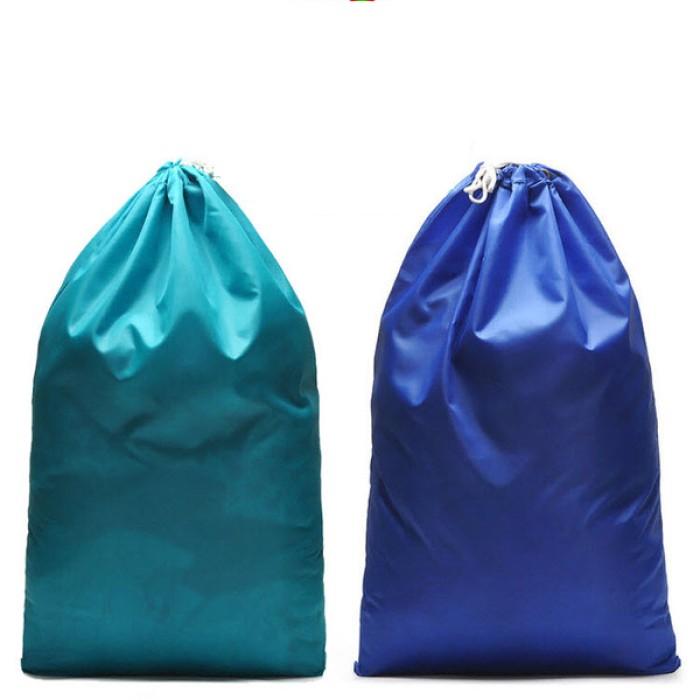 DWG006 出口拉繩袋 束口袋 搬家整理袋 被子衣服收納袋 雜物袋  收納索繩袋訂造公司        #34*43cm