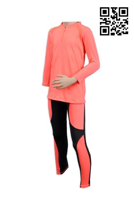 TF006來辦訂購團體運動套裝 度身訂製跑步運動服 設計緊身運動服中心 自製緊身供應商HK