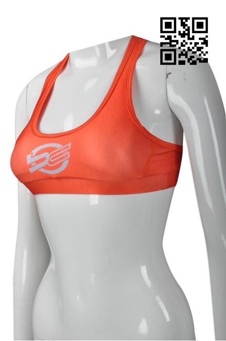 TF058  訂購運動專用bratop 運動內衣 sport bra  設計瑜伽運動背心  製造緊身運動內衣  緊身運動服製造商
