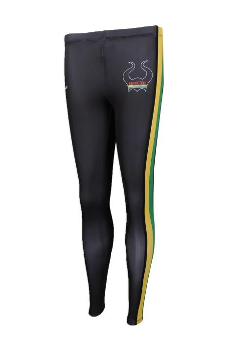 TF065 大量訂做緊身運動褲 團體訂購緊身運動褲 訂造運動褲製衣廠