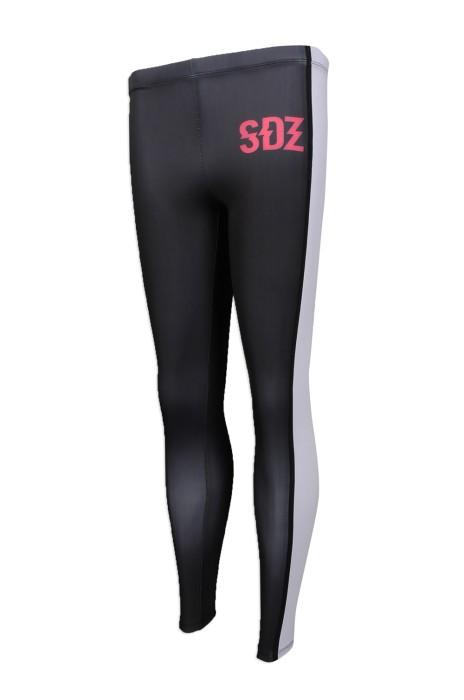 TF066 網上訂購緊身運動褲 設計緊身運動褲 訂造運動褲批發商