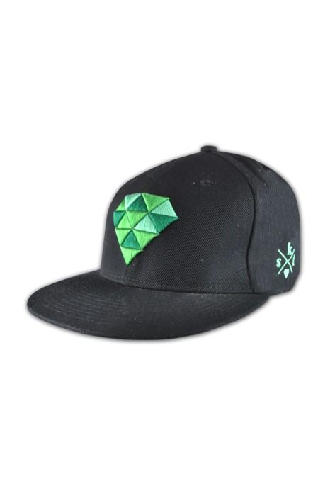 HA166高爾夫帽訂造 運動帽訂做  運動帽DIY 香港 嘻哈帽  高爾夫帽印製 嘻哈帽