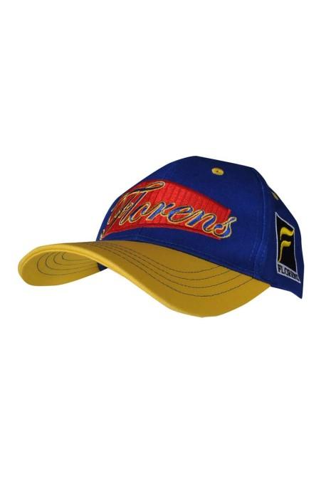 HA308 設計男女棒球帽 撞色 繡花 嘻哈 運動 可調節 棒球帽生產商