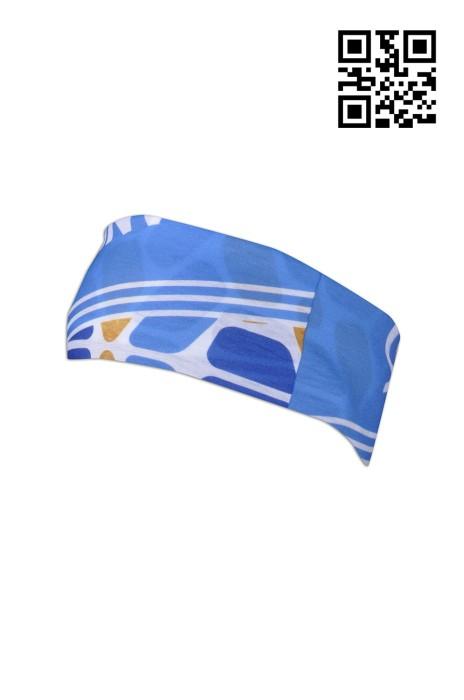 HA247  訂造個性頭巾款式    設計LOGO頭巾款式 運動頭巾  製作頭巾款式   頭巾生產商