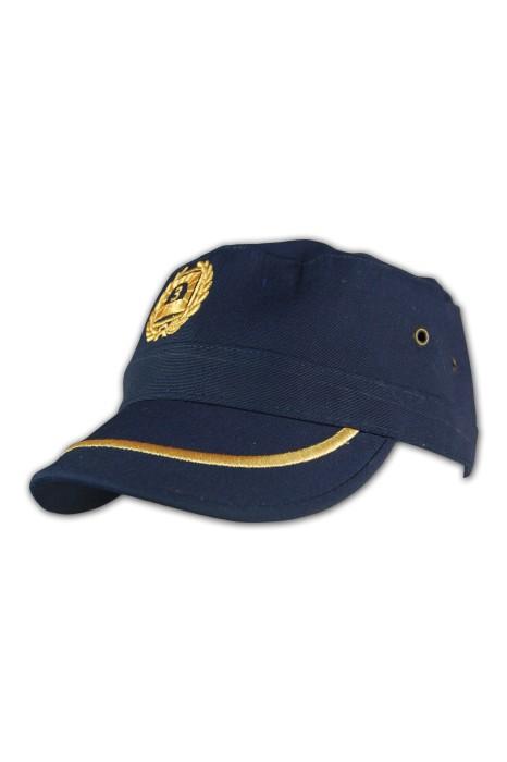HA199軍帽訂製 團體制服 保安帽訂做