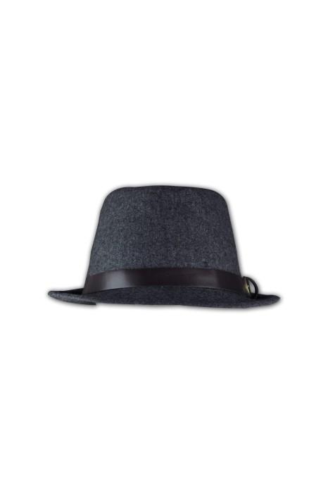 HA219 訂購紳士帽 訂製牛仔帽 紳士帽 專業訂購帽網 帽供應商