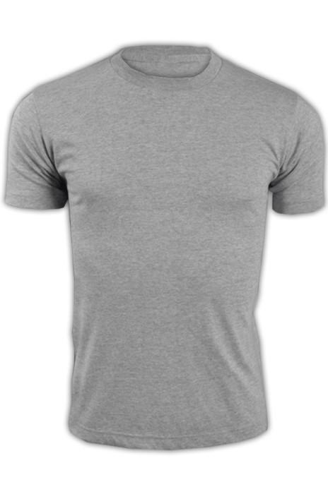 printstar 麻灰色003短袖男裝T恤 00085-CVT  團體DIY純色T恤 休閒運動T恤 T恤網站   T恤價格