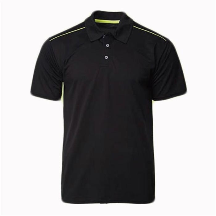 SKP009  MY-PrintLF 訂購男女POLO衫  製造運動Polo衫    Polo恤製衣廠    撞色肩橫條  馬來西亞出貨   CRP2300