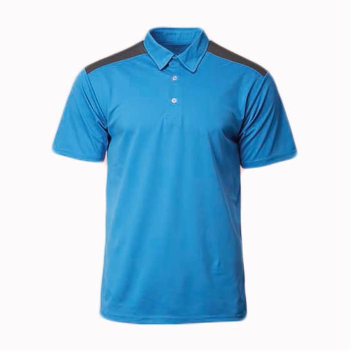 SKP010  MY-PrintLF 訂購男女POLO衫  製造運動Polo衫    Polo恤製衣廠    撞色肩  馬來西亞出貨   CRP2400