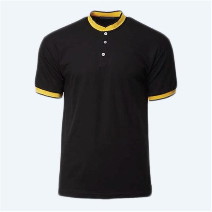 SKP012  MY-PrintLF 訂購男女POLO衫  製造運動Polo衫    Polo恤製衣廠    撞色領、袖口   馬來西亞出貨   NHB2200
