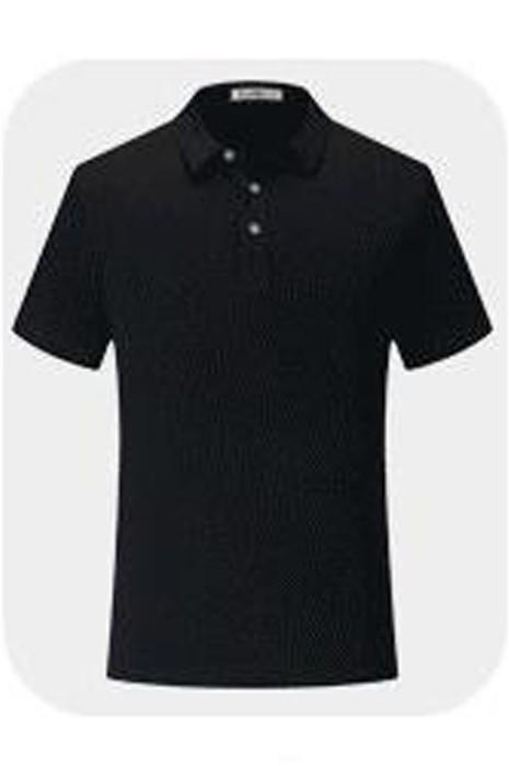 SKP017 製造短袖Polo恤 設計純棉翻領淨色Polo恤 Polo恤供應商