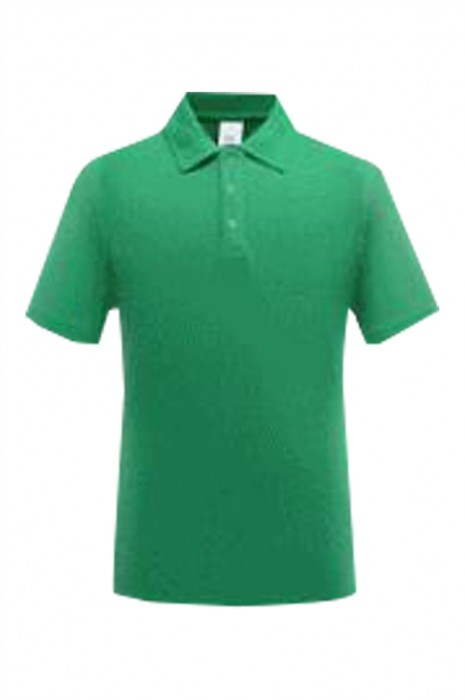 SKP019 製造短袖POLO恤  設計淨色POLO恤 團體活動 聚會團體POLO恤 短袖POLO恤中心