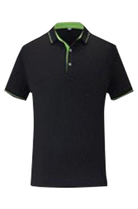 SKP021 大量訂製短袖POLO恤 設計淨色短袖POLO恤 團體活動 社區活動  短袖POLO恤製衣廠