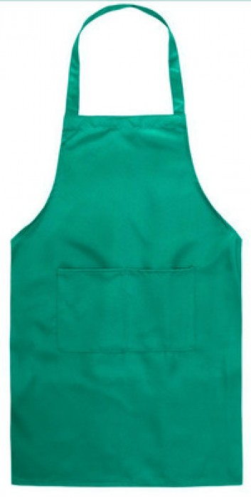 SKAP020  供應餐廳超市圍裙  製作工作圍裙 全身圍裙 訂做廣告圍裙刺繡印字  圍裙製造商