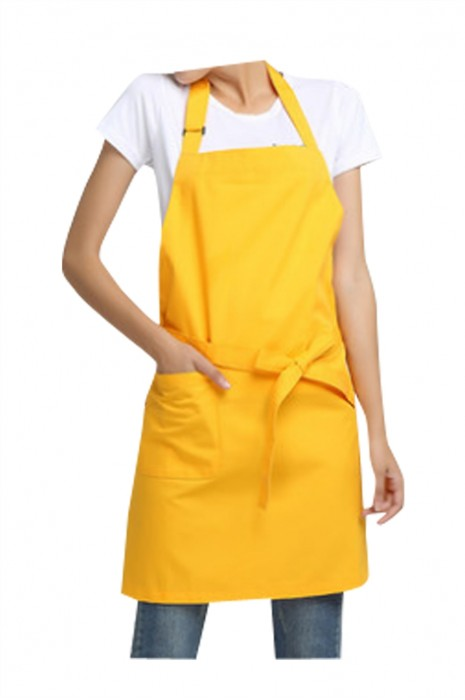 SKAP048  訂購掛脖圍裙 廚房定制工作服圍裙 咖啡店廚師圍裙  家居防水 前面綁帶款  寵物美容 寵物診所  寵物醫療  烹飪 烹煮