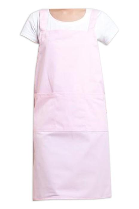 SKAP060 製造圍裙 設計工作圍裙 保潔圍裙 車間圍裙 化妝品美甲店圍裙 圍裙中心
