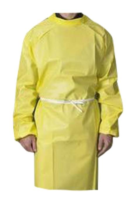 SKAP086  製造實驗室圍裙   設計防化學防塵防水圍裙 圍裙供應商
